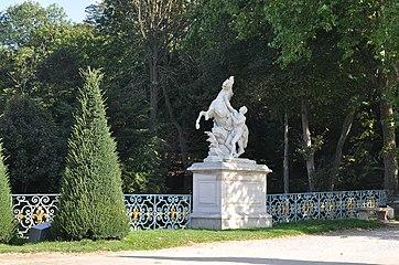 Marly-le-Roi Marly Horses 002.JPG