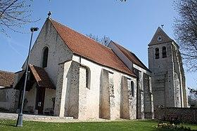 L'église Saint-Julien-de-Brioude, classée aux monuments historiques