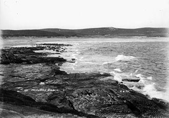 Maroubra, New South Wales - Maroubra Beach circa 1900