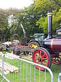 Marshall Sons & Co traction engine powered timber saw picture.jpg