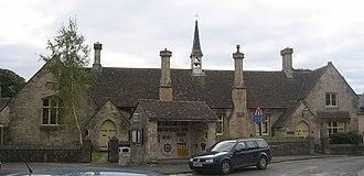 Marshfield, Gloucestershire - Image: Marshfield school