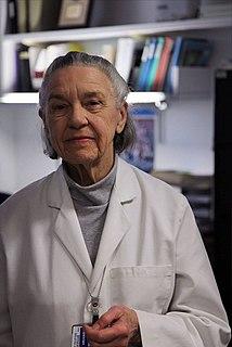 Martha Vaughan biochemist