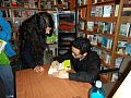 Martin Hyun signing a book for a fan.jpg