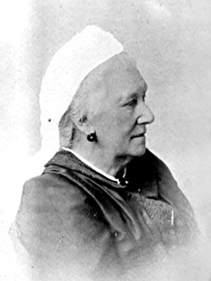 Mary Ann Müller - Mary Ann Müller in 1900.