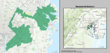 Maryland US Congressional District 4 (since 2013).tif