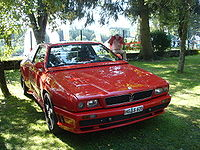 Maserati Shamal thumbnail