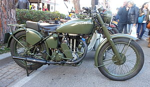 Matchless G3/L - Image: Matchless WG3L 350