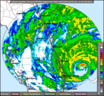 Matthew radar 20161007 0306 UTC.png
