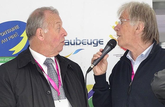 Maubeuge - Quatre jours de Dunkerque, étape 2, 7 mai 2015, arrivée (B07).JPG
