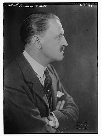 W. Somerset Maugham - Maugham early in his career