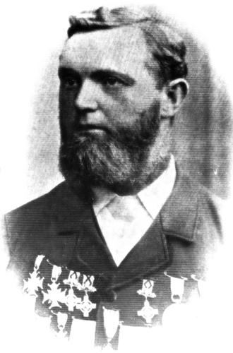 Maurice Davin - Image: Maurice Davin Portrait