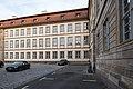 Maximiliansplatz 3, Flügel an der Fleischstraße Bamberg 20190223 001.jpg