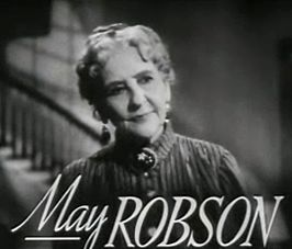 Robson in Four Daughters (1938)