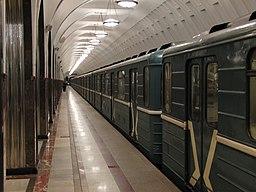 Mayakovskaya (Маяковская) (4831142198)