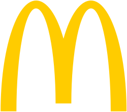 McDonald's Golden Arches.svg