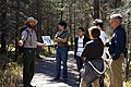 McKinley Station Trail Ranger Walk (5301665096).jpg