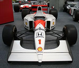 McLaren MP4/7A - McLaren MP4/7A
