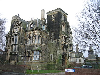 E. W. Pugin - Meanwood Towers in Meanwood, Leeds
