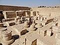 Medinet Habu Ramses III. Tempel Sanktuar 04.jpg