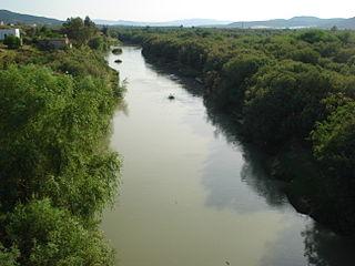 Medjerda River river
