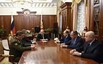 Meeting on investigation into the crash of a Russian airliner over Sinai (Kremlin, Moscow, 2015-11-17) 10.jpg