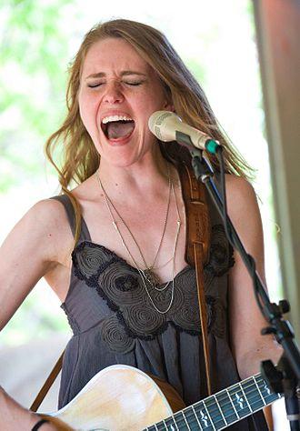 Megan Slankard - Slankard performing at the 2011 SXSW Music Festival.