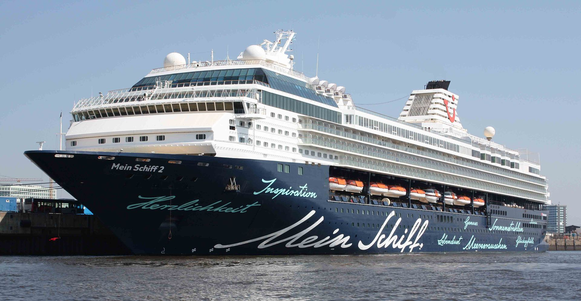 mein schiff 2 wikipedia. Black Bedroom Furniture Sets. Home Design Ideas