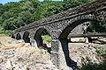Meisei flume stone arch bridge.jpg