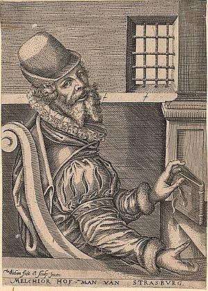 Melchior Hoffman - Melchior Hofmann