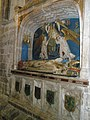 Memorial to a mediaeval bishop within Chichester Cathedral - geograph.org.uk - 1140600.jpg
