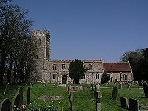 Mendlesham - Image: Mendlesham Church of St Mary