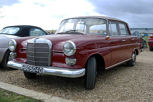 Mercedes Benz Baureihe 110 Wikiwand