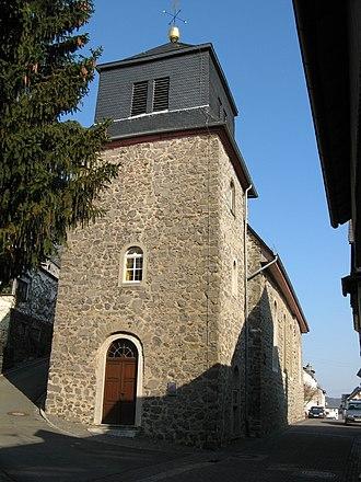 Merenberg - Image: Merenberg Kirche