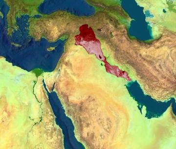 Mesopotamia geographic.png