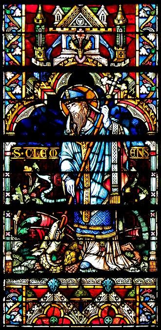 Clément of Metz - Image: Metz Cathedral 003