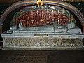 Mgr Nouvel de La Flèche gisant cathédrale Quimper.jpg
