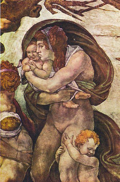 ????:Michelangelo - Sistine