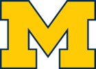 Michigan Wolverines Block M.png