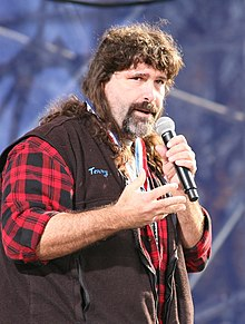 Mick Foley - Wikipedia