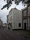 foto van Huis met geverfde lijstgevel