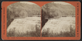 Middle Fall of Genesee (from lawn at Glen Iris.), by Walker, L. E., 1826-1916.png