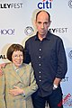 Miguel Ferrer and Linda Hunt.jpg