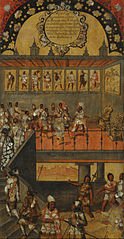 The Conquest of Mexico, Tablet 12
