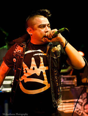 Mike Mictlan - Image: Mike Mictlan, Scottsdale, 2012