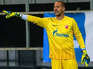 Milan Borjan Canadian soccer player