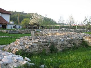 Mile, Visoko Crowning and burial place of Bosnian kings