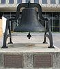 Milford School Bell at Dept of Education.jpg