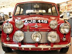 Mini Automóvil Wikipedia La Enciclopedia Libre