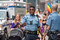 Minneapolis Police Officers at Twin Cities Pride Parade 2018 with Body Camera (28219072927).jpg