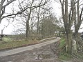 Minor road from A497 to Llannor - geograph.org.uk - 678301.jpg